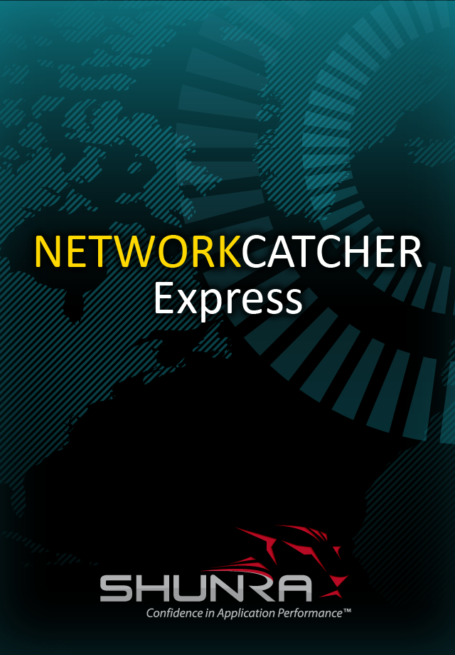 NetworkCatcher Express Mobile is available for iOS and Android devices.